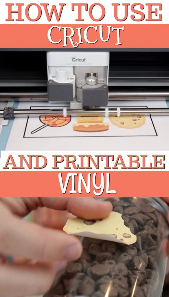 image about How to Use Printable Htv referred to as How In direction of Employ Cricut Printable Vinyl - A Tiny Craft Inside Your Working day