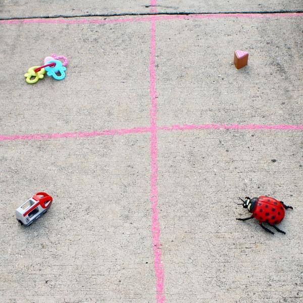 Active Outdoor Summer Games