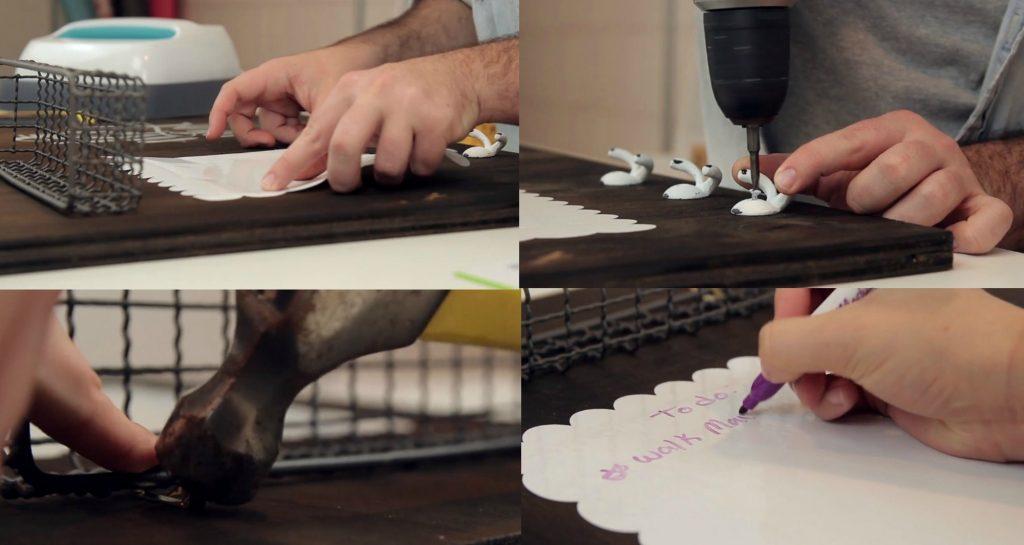 How To: DIY Memo Board