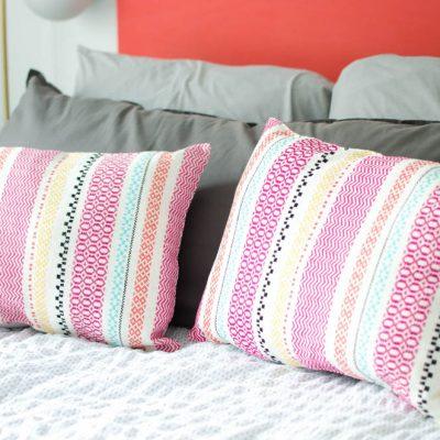 来自餐垫的 DIY 枕头缩略图
