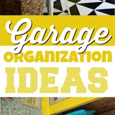 Garage Organization Ideas thumbnail