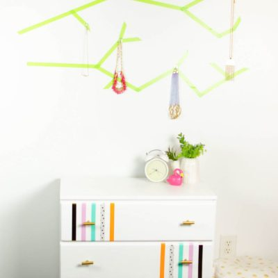 3 Ways to Use Duck Tape in Your Dorm Decor thumbnail