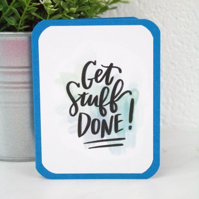 Easy DIY Back To School Cards – Cricut Craft thumbnail