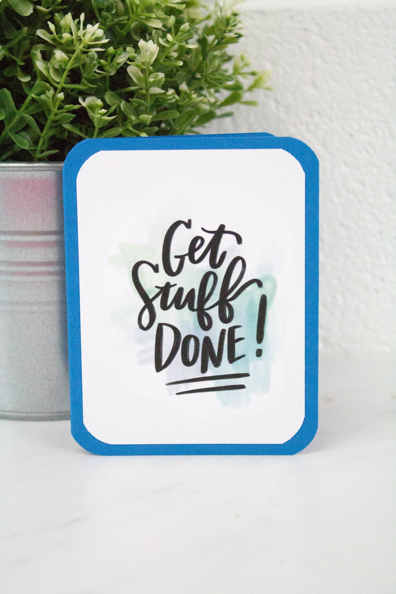 Swell Easy Diy Back To School Cards Cricut Craft A Little Craft In Funny Birthday Cards Online Fluifree Goldxyz