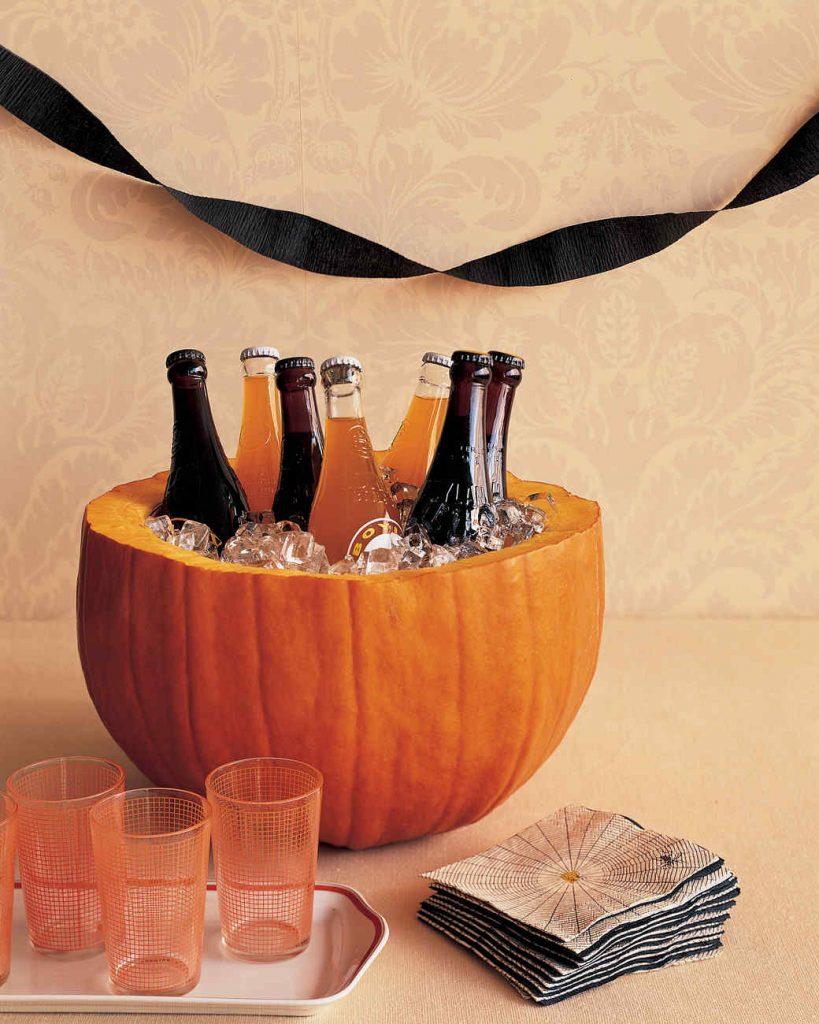 Pumpkin Party Cooler