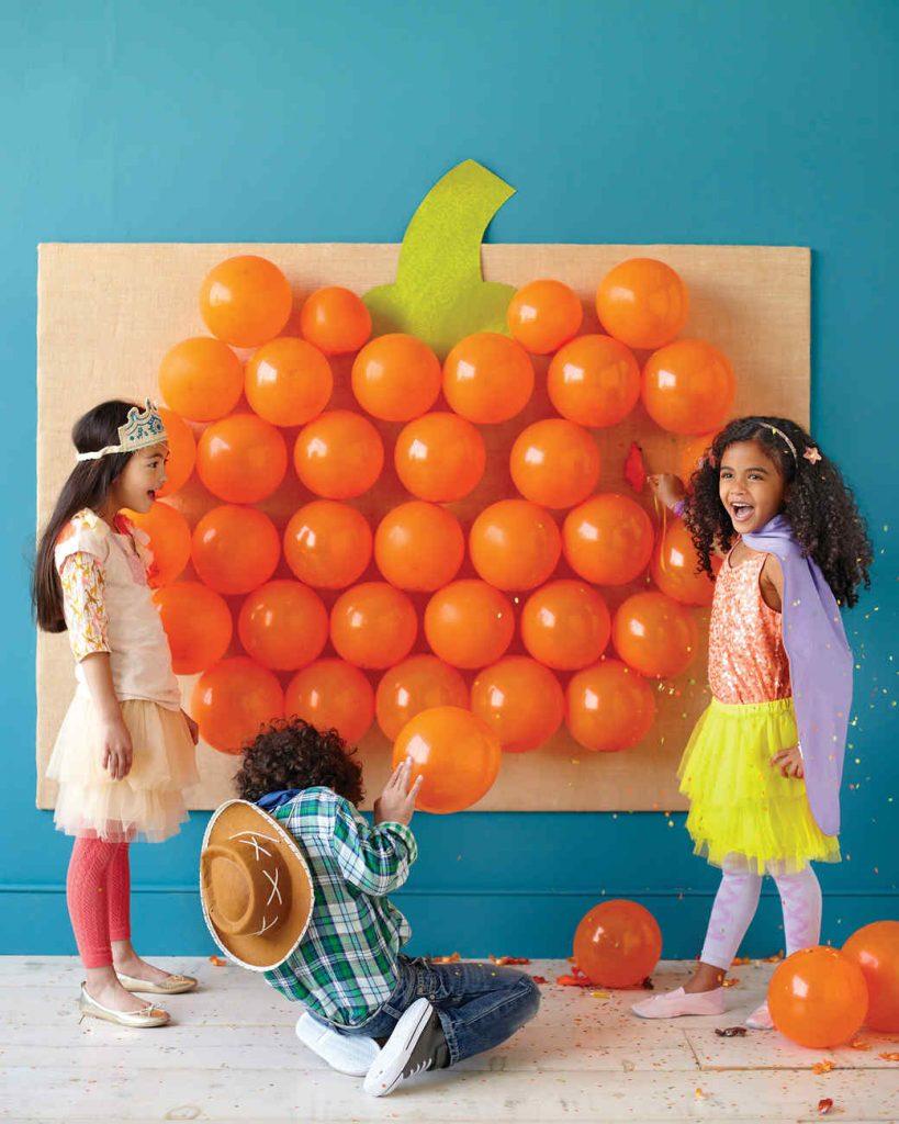 Pop Goes the Pumpkin