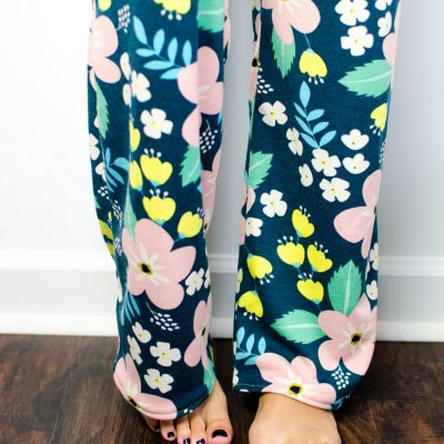 How to Sew Pajama Pants thumbnail