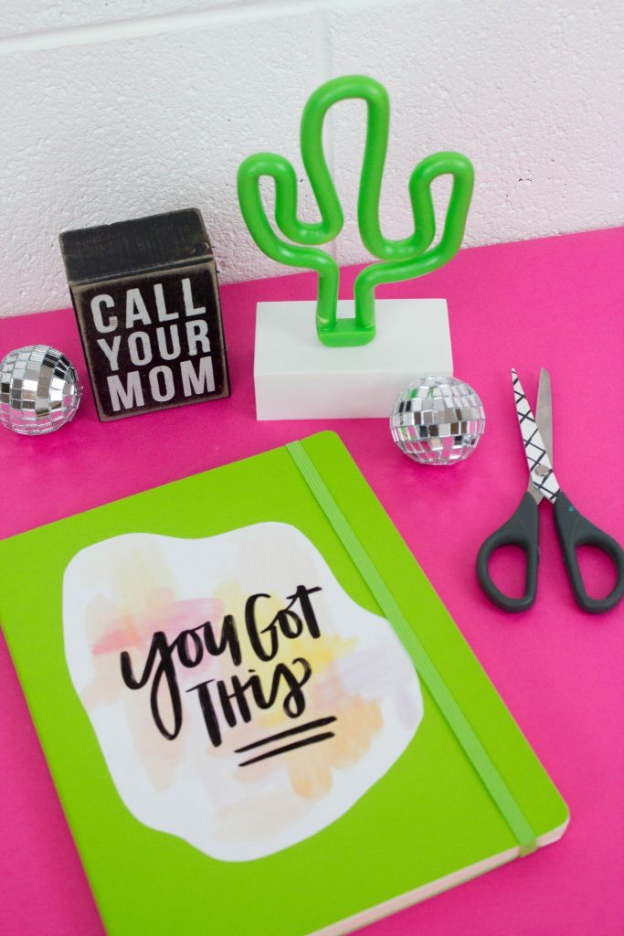 How To Print and Cut On The Cricut