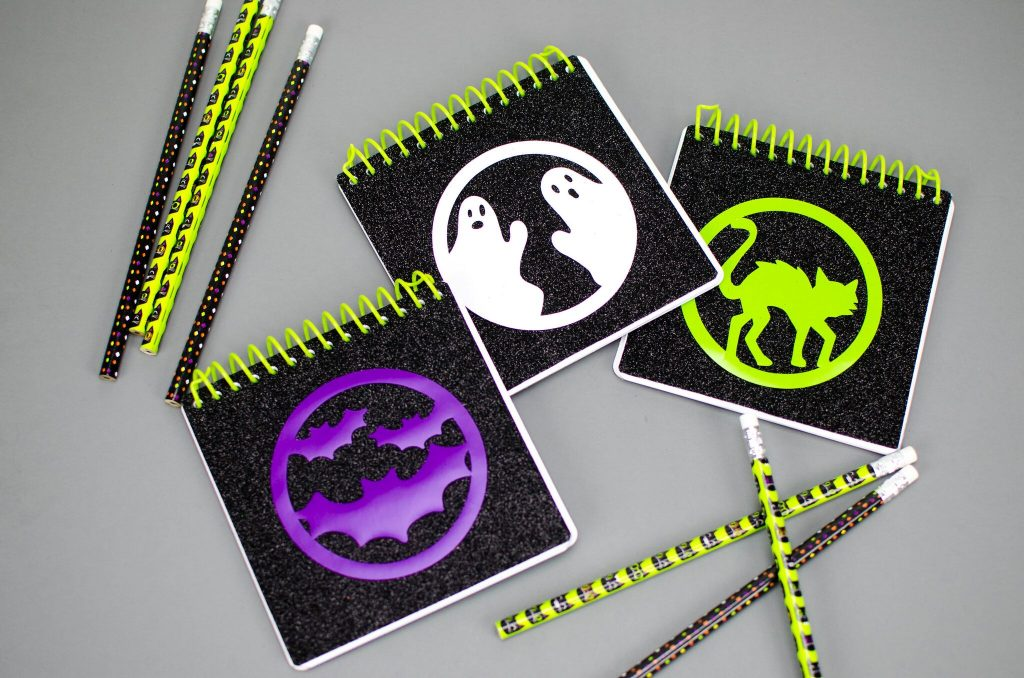 Fun Halloween Notebooks