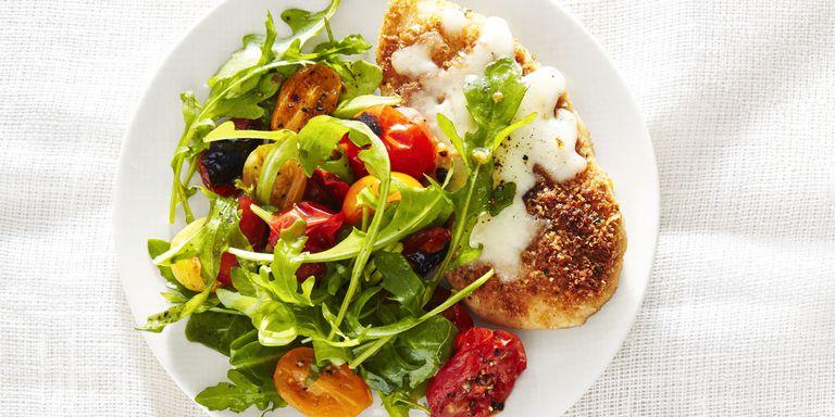 Light Chicken Parmesan
