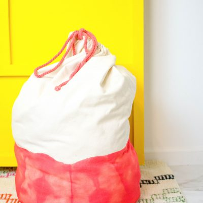 DIY Laundry Bag thumbnail