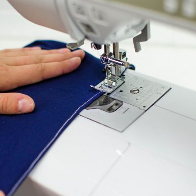 How to Sew a Rolled Hem thumbnail