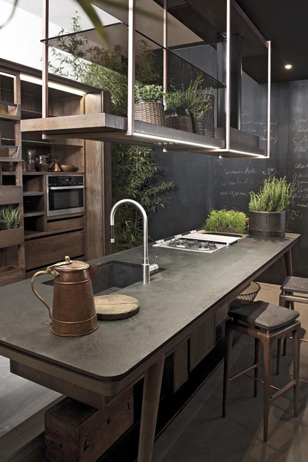 Amazing and Stylish Kitchen