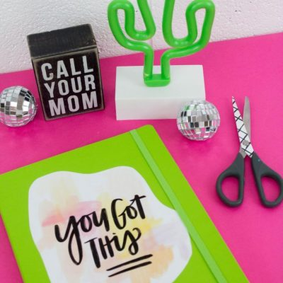 The Ultimate Cricut Guide For Beginners thumbnail