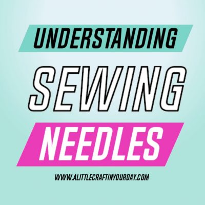Understanding Sewing Machine Needles thumbnail