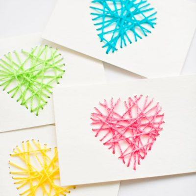 Valentine's Day Craft Ideas For Kids thumbnail