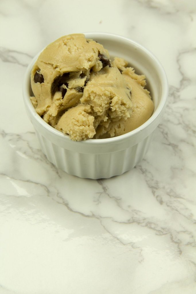 Easy Edible Cookie Dough Recipe