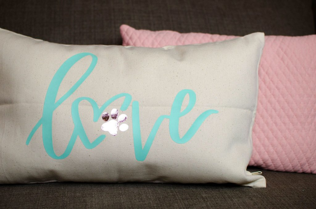 Pet Lovers Pillow