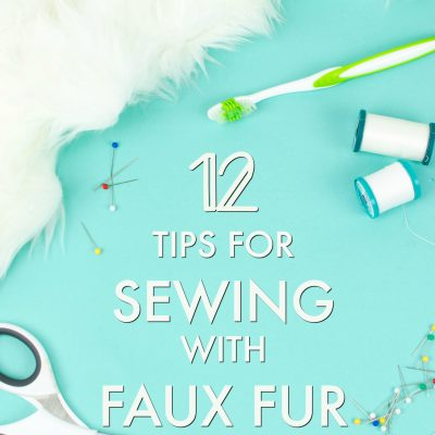 How to Sew With Faux Fur thumbnail