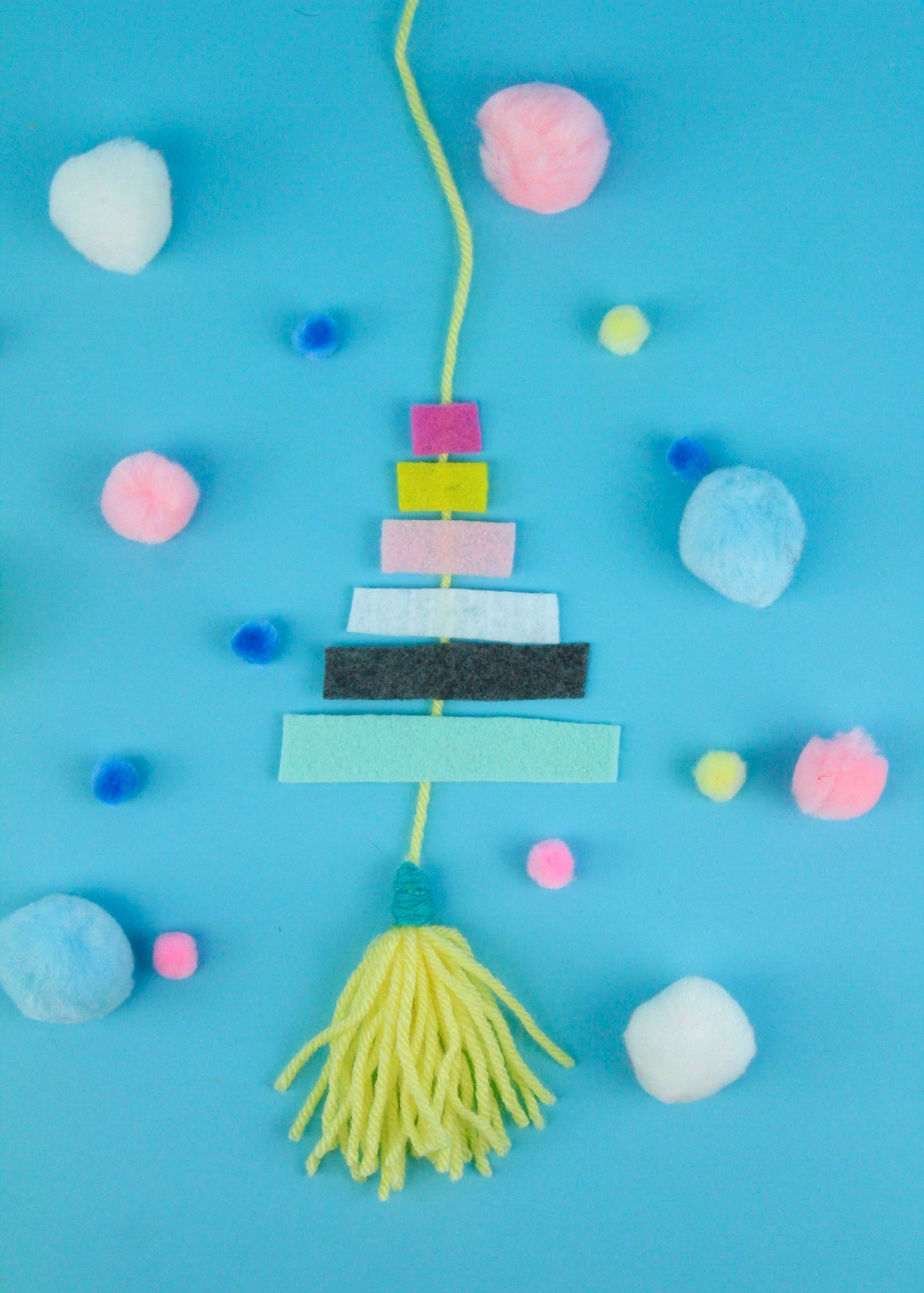 Christmas Crafts For Kids.Easy Christmas Crafts For Kids A Little Craft In Your Day