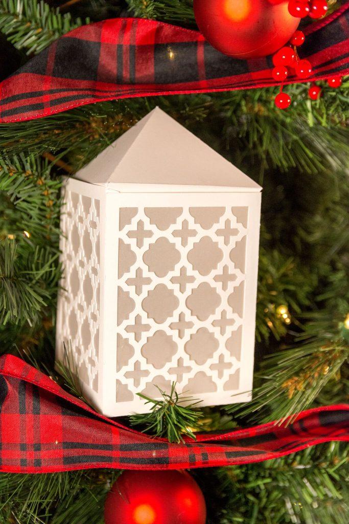 DIY Cricut 3D Paper Lanterns
