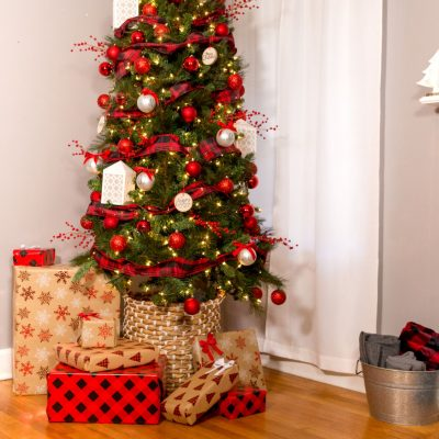 Cricut Christmas Tree Top To Bottom – Part 1 thumbnail
