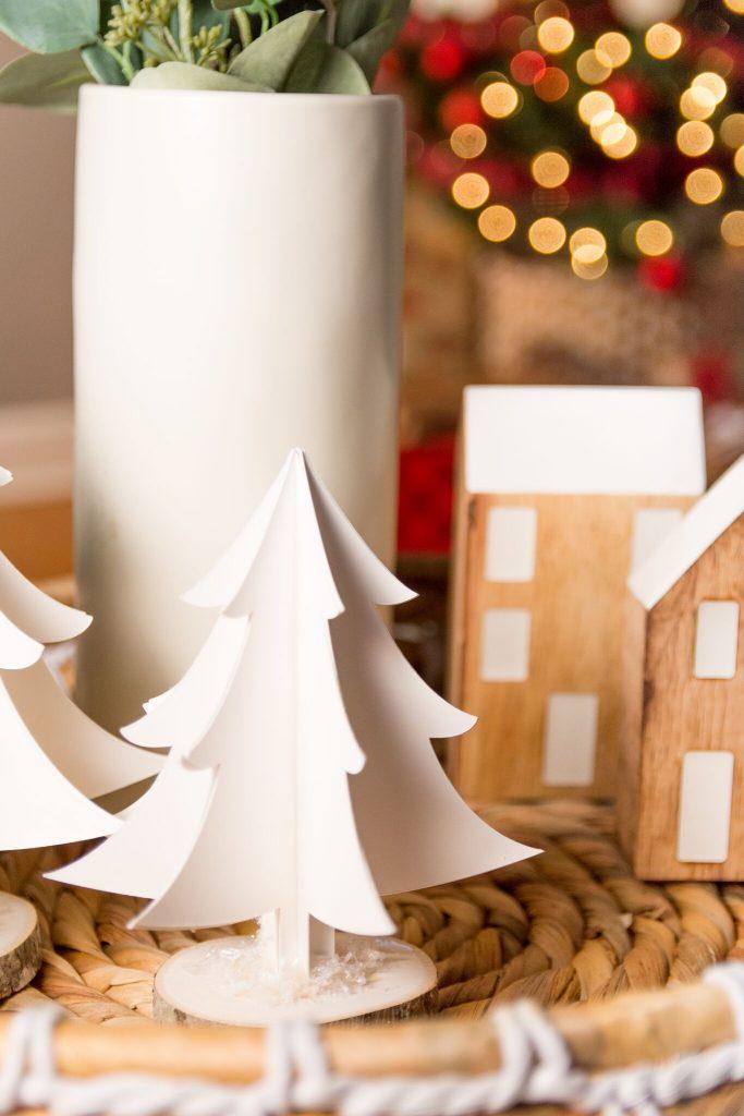 Cricut 3D Paper Trees