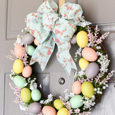 DIY Easter Home Decor thumbnail