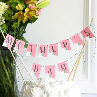 Mothers Day Crafts With Your Cricut thumbnail