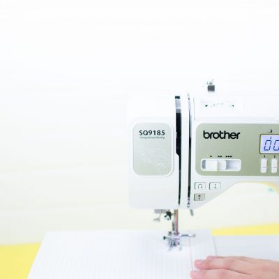 The Absolute Best and Easiest Way to Sew a Straight Stitch