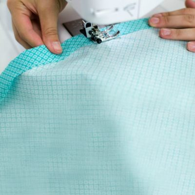 How to Straight Stitch