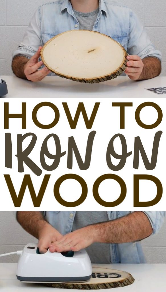how to iron on wood for amazing craft projects