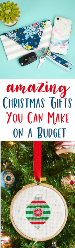 Christmas Gifts You Can Make on a Budget