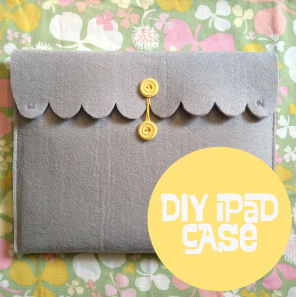 Easy DIY iPad Case Perfect for Personal Use or Gift