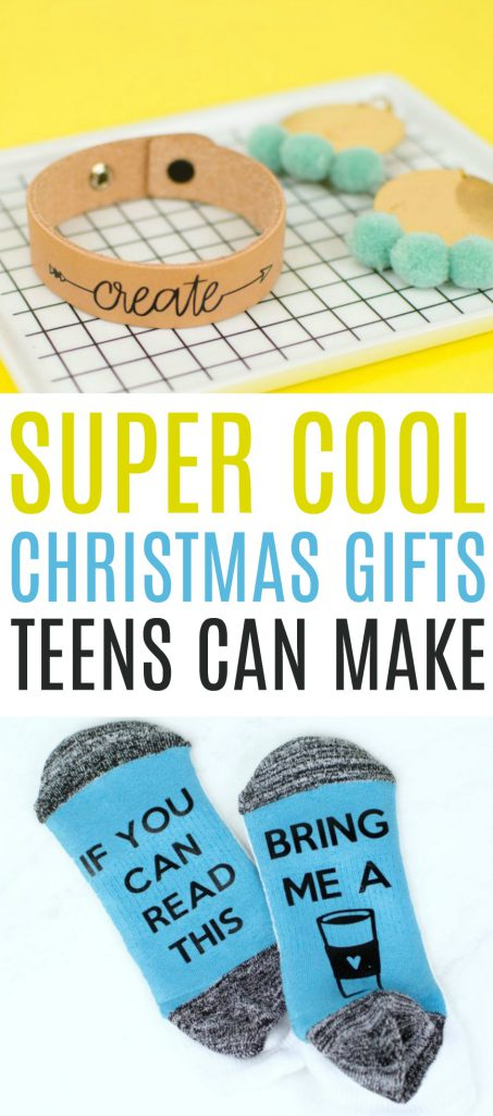super cool christmas gifts teens can make