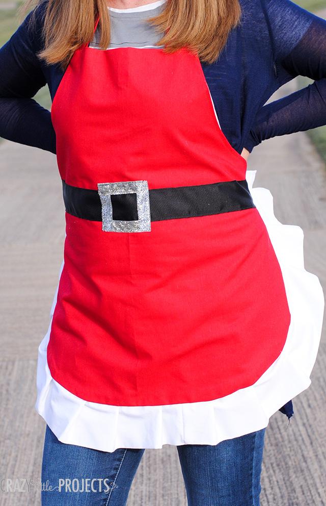 圣诞老人围裙