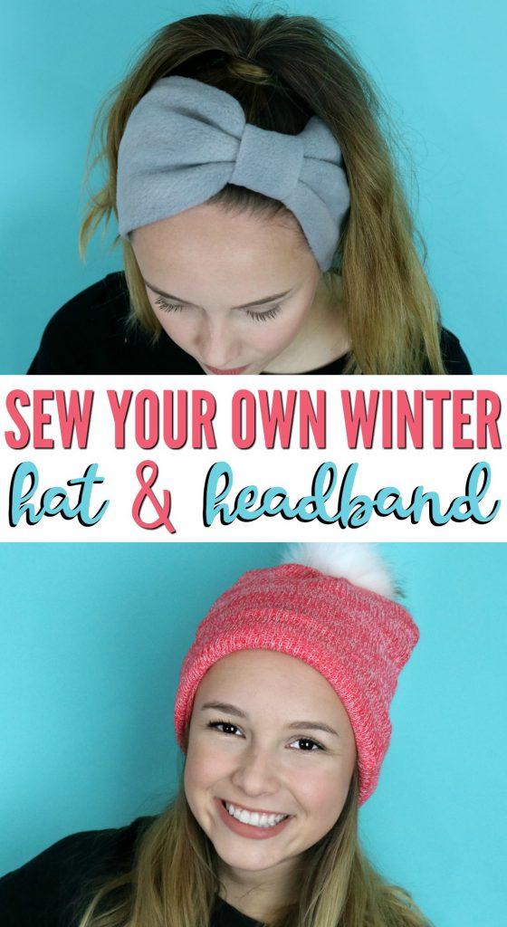 DIY Winter Hat & Headband Roundup