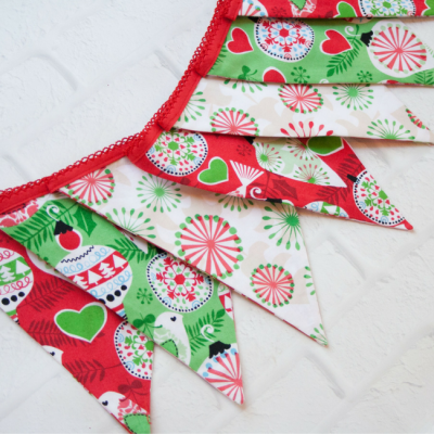 Christmas Decorations You Can Sew thumbnail