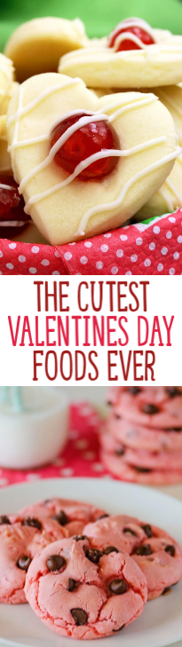 The Cutest Valentines Day Foods Ever roundup