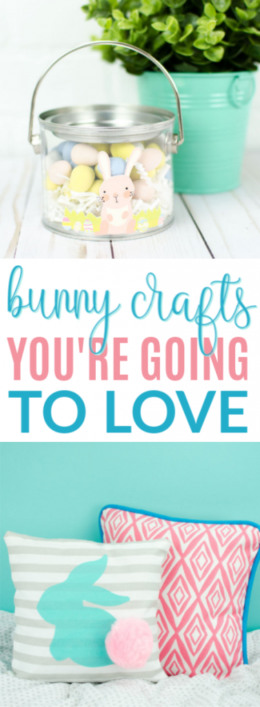 Bunny Crafts You're Going To Love roundup
