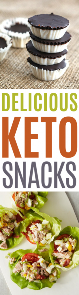 Delicious Keto Snacks Roundup