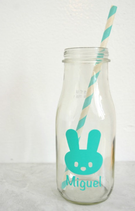 Personalize Easter bottle