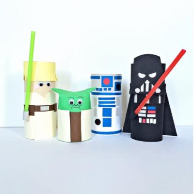 Star Wars Craft Ideas