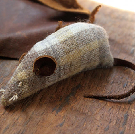 Adorable catnip mouse for your cats