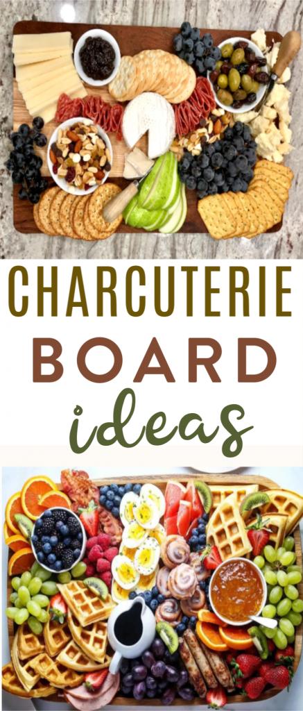 Charcuterie Board Ideas Roundups
