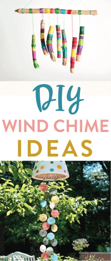 DIY Wind Chime Ideas roundup