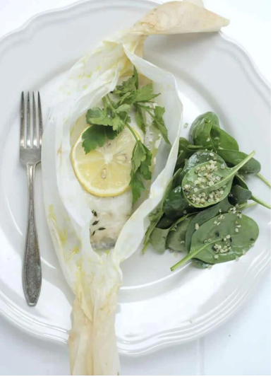 Fish In A Bag Perfect Meal For Easter Recipe