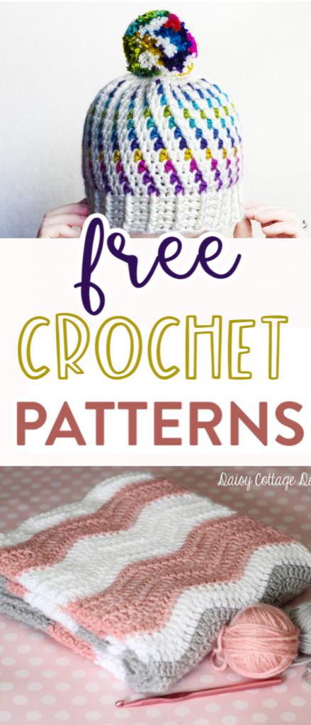 Free Crochet Patterns Roundups
