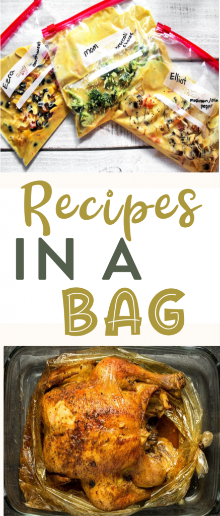 Recipes in a Bag Roundup