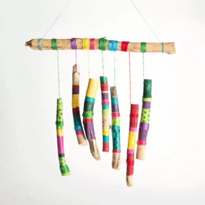 DIY Wind Chime Ideas thumbnail